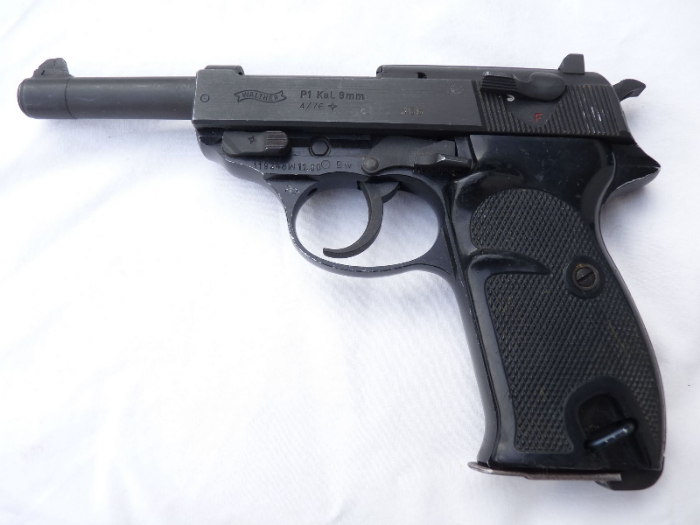 walther p38 dating The german luger p08 was a legendary pistol back dating all the way back to the replaced in most cases by the walther p38 which was luger, kruger and.